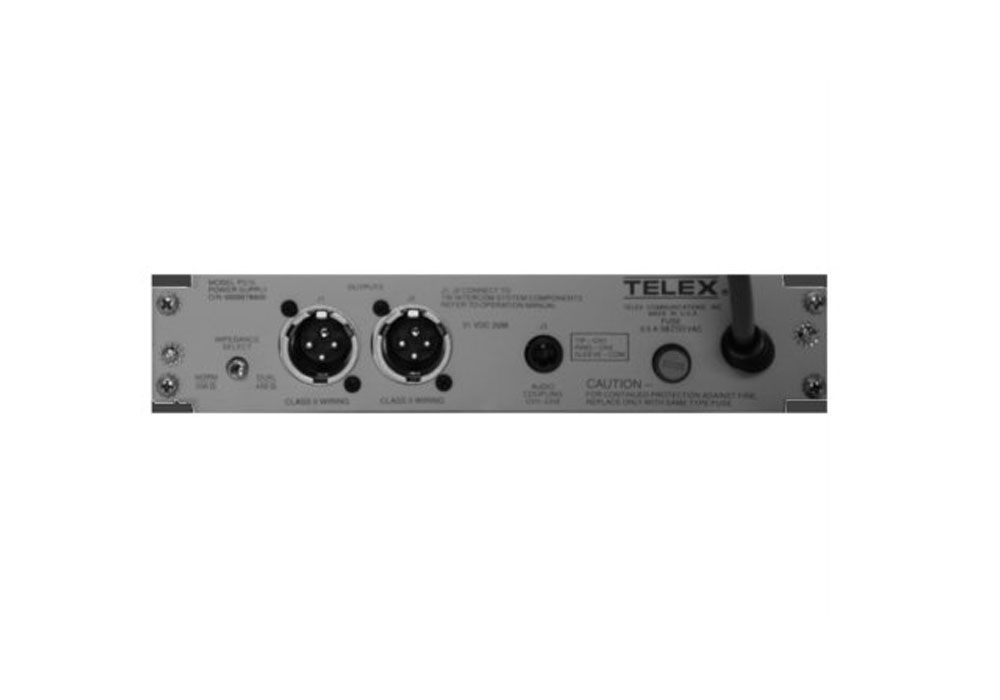 Telex/RTS PS31 2-wire Power Supply