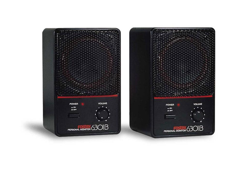 Fostex 6301B Self Powered Speaker