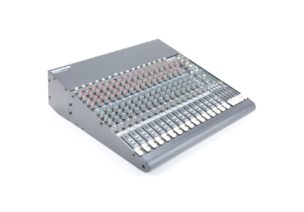 Mackie CR1604VLZ 16/4 Mixing Console