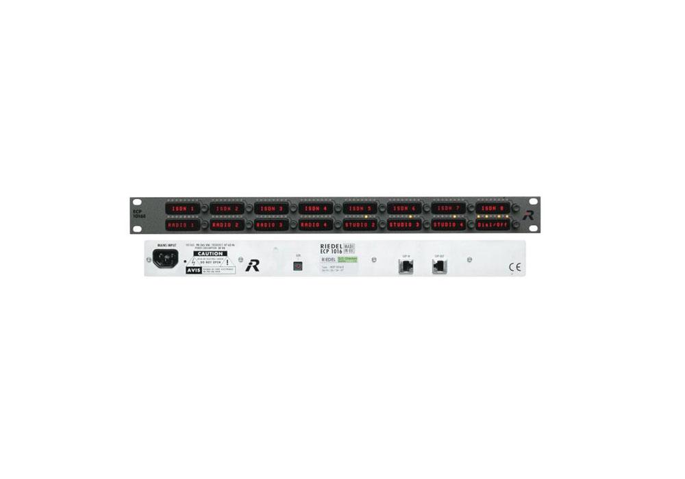 Riedel ECP-1016E Expansion Control Panel