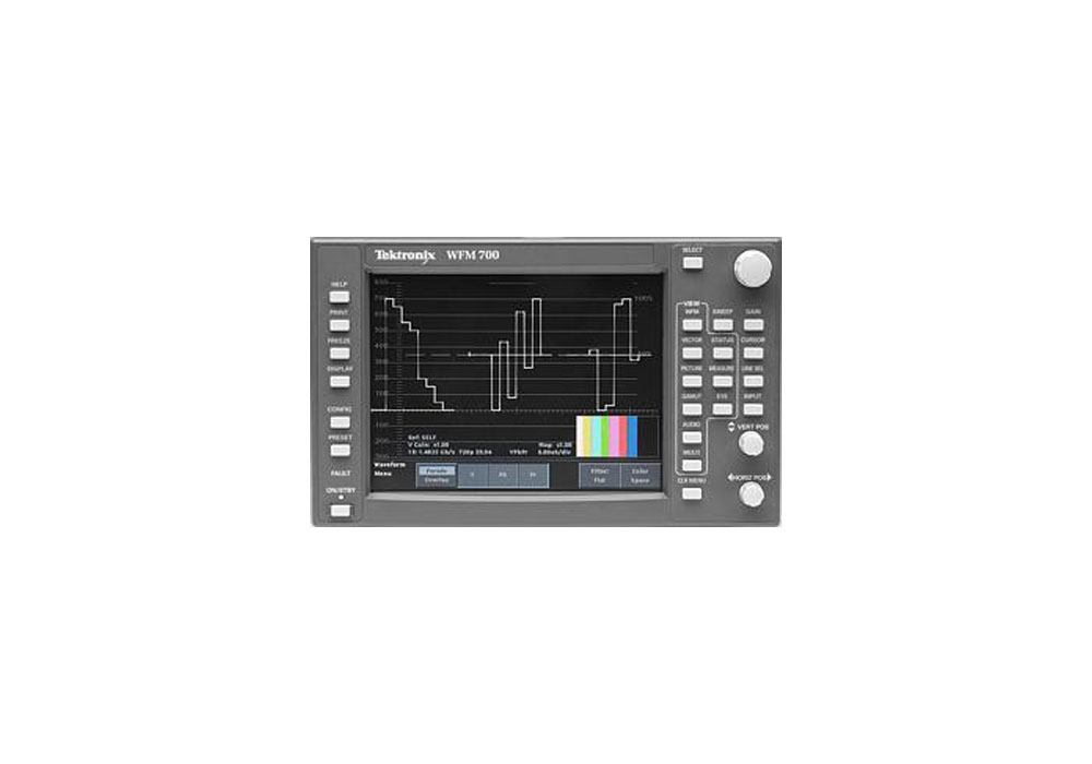 Tektronix WFM700 HD Waveform Monitor