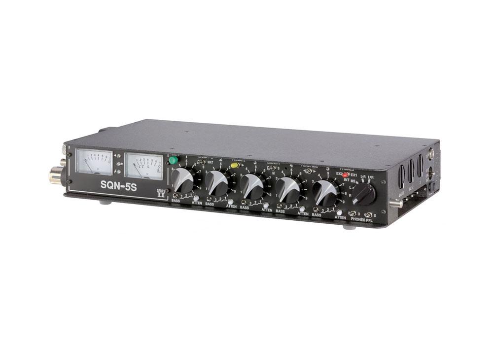 SQN-5S PPM Portable Audio Mixer