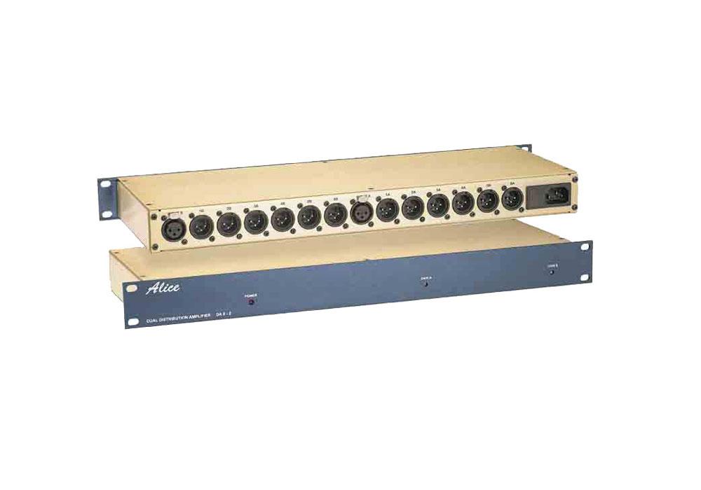 Alice DA6-2 Distribution Amplifier