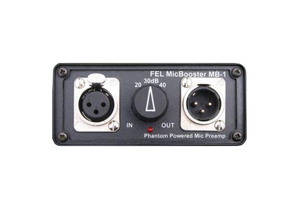 Canford Audio MB-1 Microphone Booster