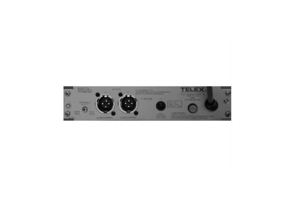 Telex/RTS PS15 Power Supply (Rack)
