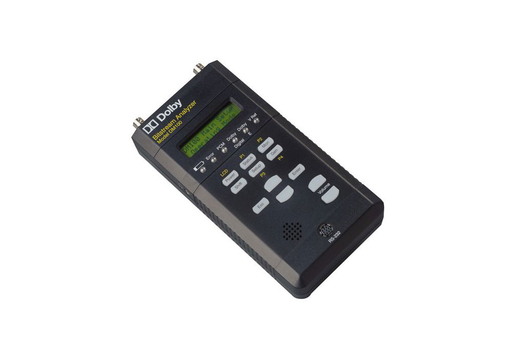 Dolby DM1000 Bitstream Analyser