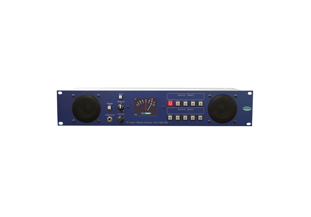 CTP SMU10 Stereo Monitor / Switcher