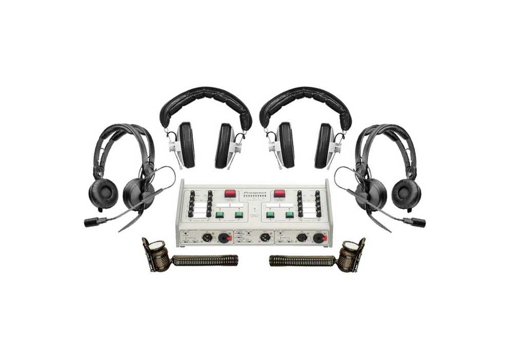 Prospect CMU21 Commentators Kit