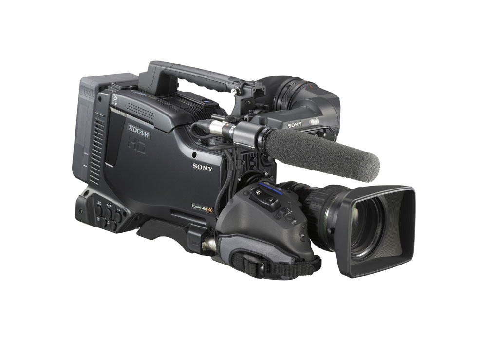 Sony PDW-700 XDCAM HD422 Camcorder