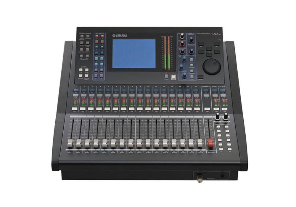 Yamaha LS9-16 Digital Audio Mixer 32 Channel
