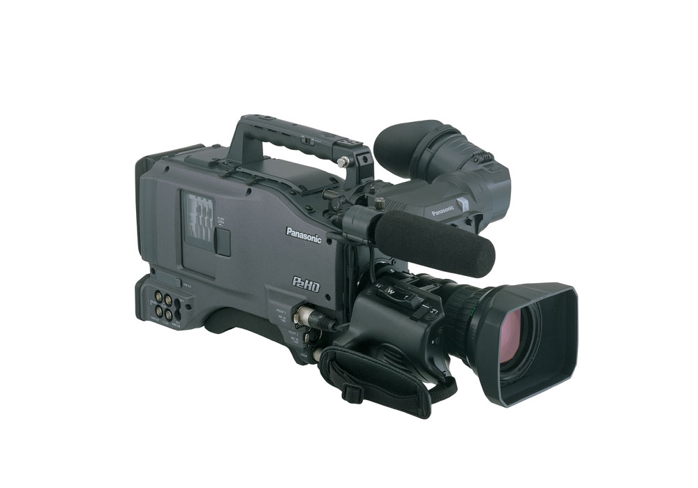 Panasonic AG-HPX500 P2 Camcorder
