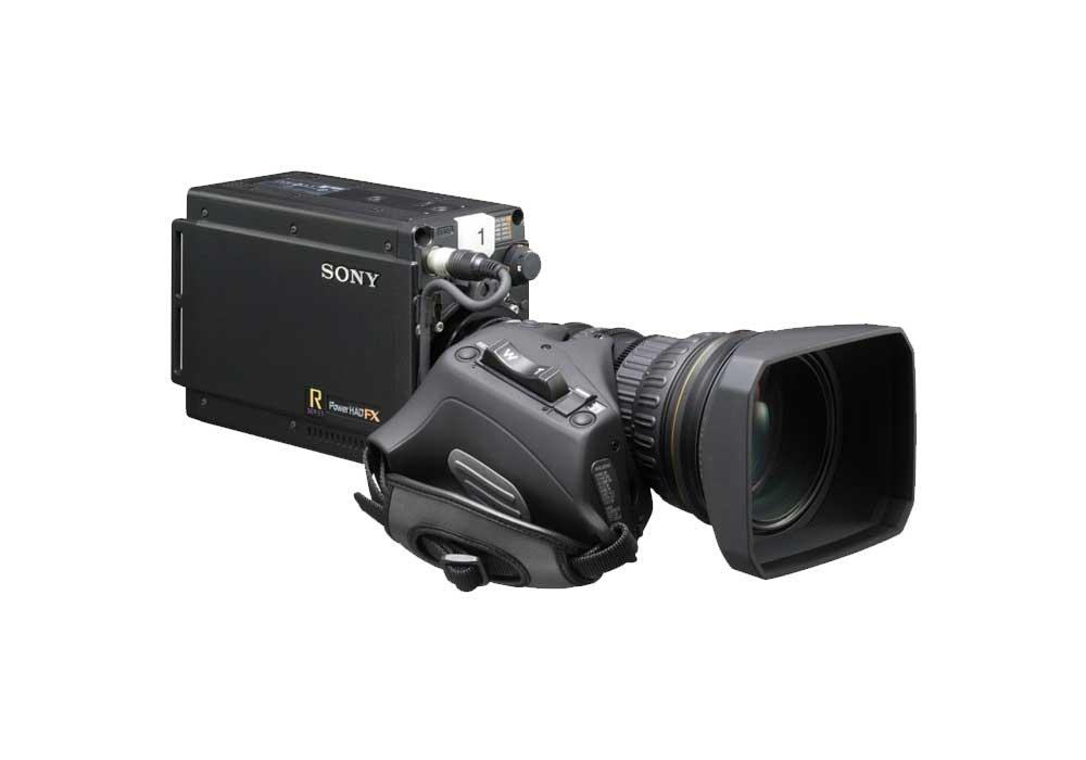 Sony HDC-P1 HD POV Camera (with RCP-1500)