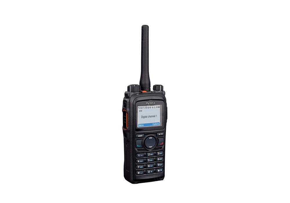 Hytera PD785 Digital/Analogue (DMR) Radio Handset