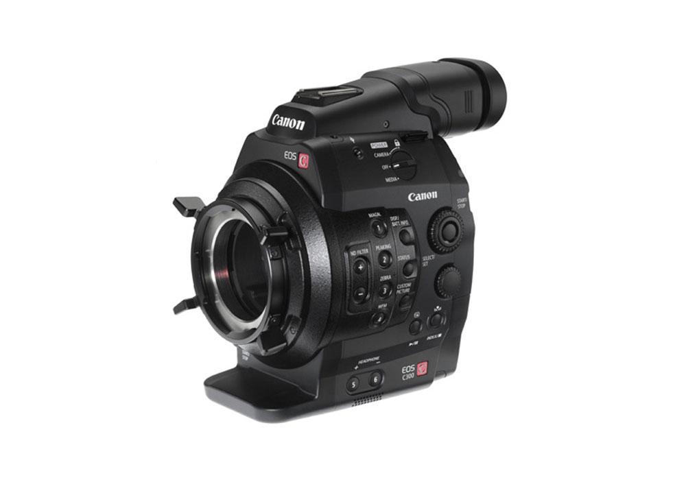 Canon EOS C300 EF Camcorder