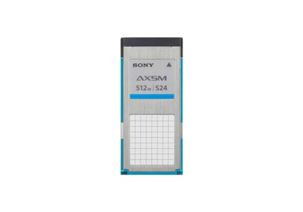 Sony AXS-A512S24 512 GB Card