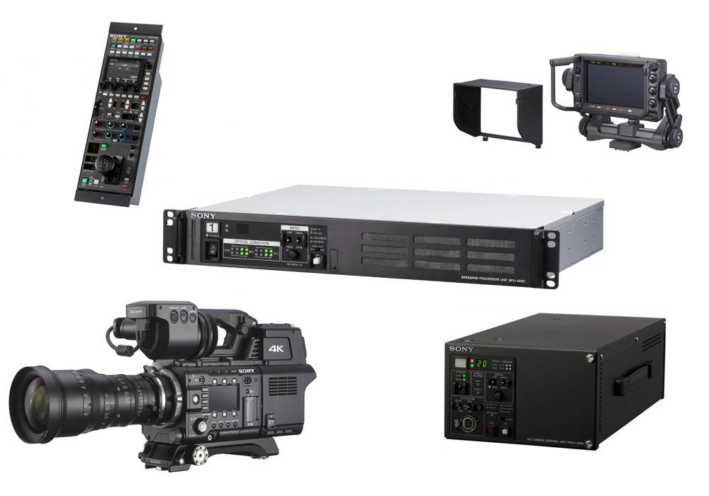 Sony PMW-F55 Live Broadcast Option Kit