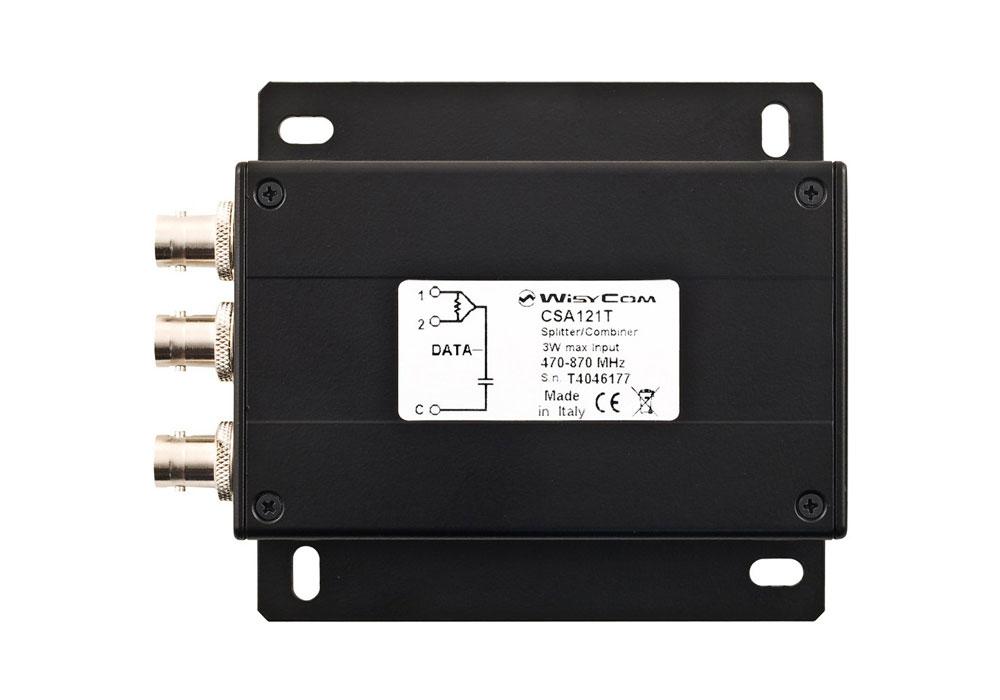 Wisycom CSA121T 2to1 Combiner