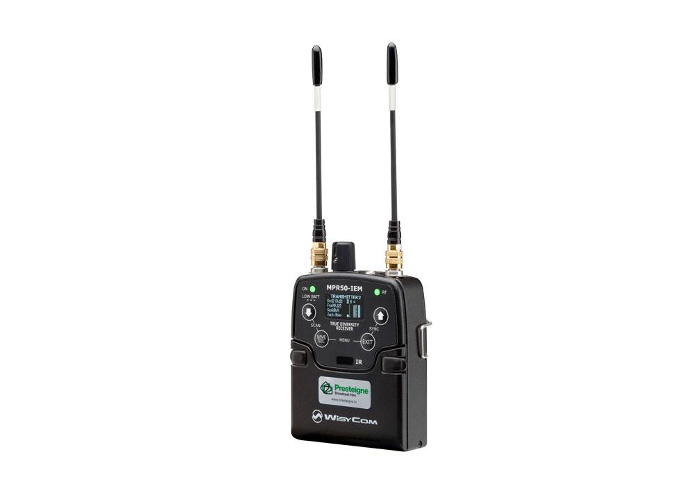 Wisycom MPR 50 IEM Receiver