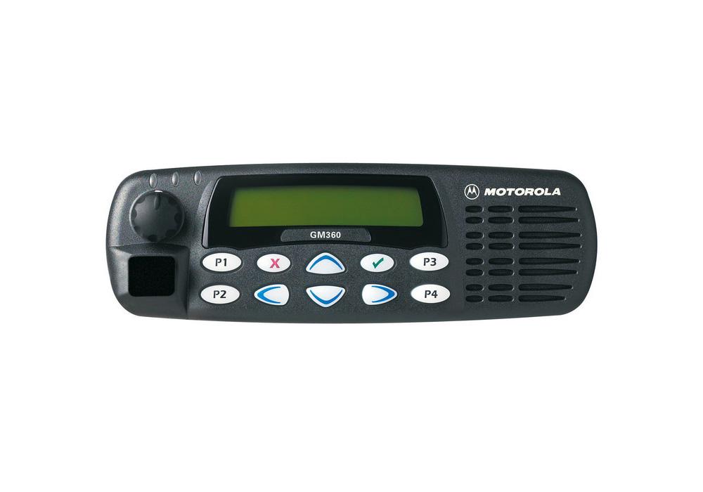 Motorola GM360 Mobile Radio UHF
